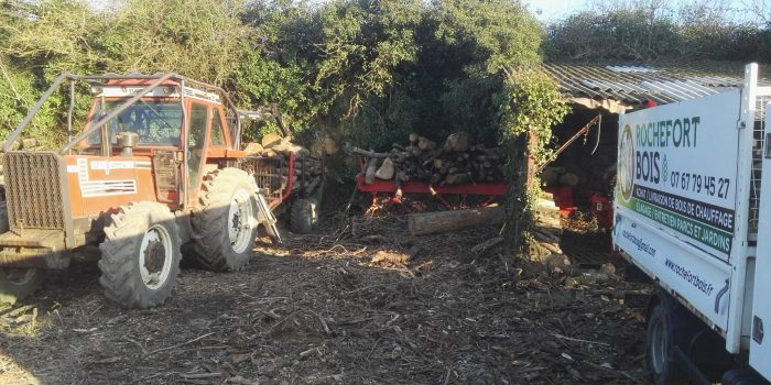 matériel rochefort bois